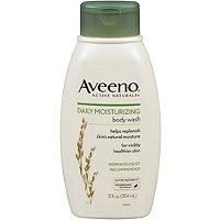 AveenoDaily Moisturizing Body Wash