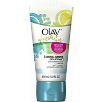 OlayFresh Effects (Shine, Shine Go Away!) Shine Minimizing Cleanser