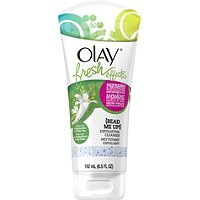 OlayFresh Effects (Bead Me Up!) Exfoliating Cleanser