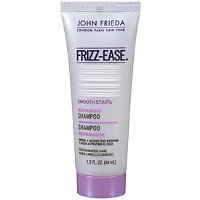 Travel Size Frizz Ease Smooth Start Repairing Shampoo