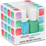 EssieResort 4 Pc Mini Cube Nail Polish Set