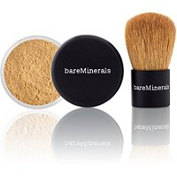 BareMineralsFREE SPF 15 Foundation Sample w/Mini Brush w/any $35 bareMinerals purchase