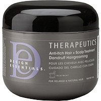 Therapeutics Anti-Itch Hair + Scalp Treatment Dandruff Hairgrooming