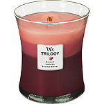 WoodWickFruit Temptation Trilogy Candle