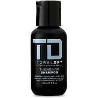 Travel Size TD Thickeing Shampoo