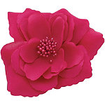 KarinaFuchsia Flower Pin/Clip