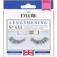 Natural Texture Eyelashes 155