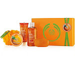 The Body ShopSatsuma Shower, Scrub & Soften Collection