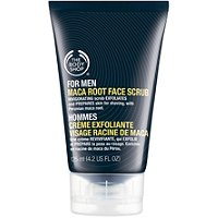 Online Only For Men Maca Root Face Scrub
