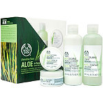 The Body ShopOnline Only Aloe Skincare Kit