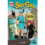 Benefit CosmeticsFREE Limited Edition Spygal Marvel comic book with any $30 Benefit purchase