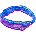 ULTAPurple/Blue Knit Mesh Headwrap 2 Ct