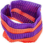 ULTAKnit Headwraps Purple/Orange 4ct