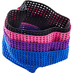 ULTAKnit Headwraps Blue/Purple/Pink/Black