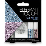 Elegant TouchNail Art Glitter & Stud Kit