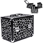 Zebra 11 Inch Two Drawer Train Case