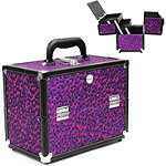 SohoGlam Rock Train Case