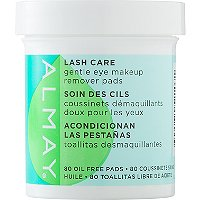 Lash Care Gentle Eye Makeup Remover Pads