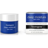 Deep Moisture Night Cream