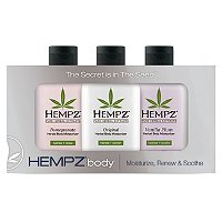 One Hot Mini Herbal Body Moisturizer Set