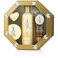 Vanilla Bliss Shower, Scrub & Moisture
