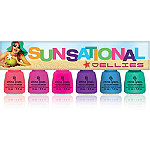 China GlazeOnline Only Sunsational Jelly Neon Set