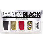 The New BlackRock' N 'Roll Royalty 5Pc Nail Color & Accessories Set