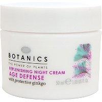 Botanics Age Defense Replenishing Night Cream
