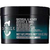 Catwalk Oatmeal & Honey Avoine & Miel Intense Nourishing Mask