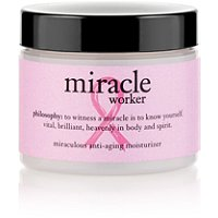 Limited Edition Breast Cancer Awareness Miracle Worker Miraculous Anti-Aging Moisturizer