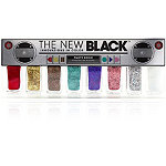 The New BlackOnline Only Party Rock 8 Pc Nail Set