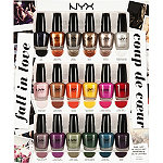 Nyx CosmeticsFall In Love Nail Art Collection