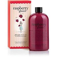 Raspberry Glazed Shower Gel