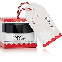 Hope In A Jar Ornament