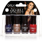 OrlyOnline Only Secret Society 4pc Mini Set