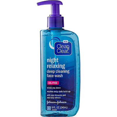 Clean and clear night relaxing