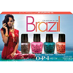 OPIBrazil CopacaBabies 4pc Mini Kit