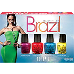 OPIOnline Only Brazil Beach Sandies 4pc Mini Kit