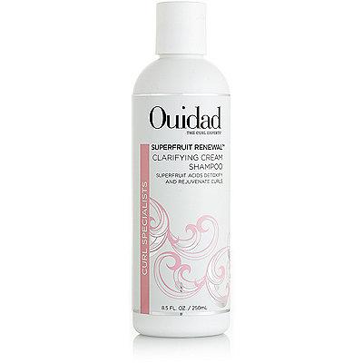 ouidad superfruit renewal clarifying cream shampoo ulta