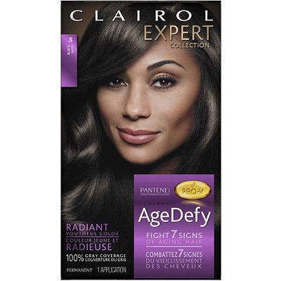 clairol expert collection age defy hair color 3 5 darkest