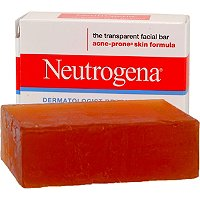 NeutrogenaTransparent Facial Bar Acne Prone Skin