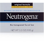 NeutrogenaTransparent Facial Bar Original Fragrance Free