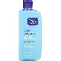 Clean & ClearDeep Cleansing Astrigent Oil Free