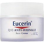 EucerinQ10 Anti-Wrinkle Sensitive Skin Creme