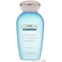 L'OrealRefreshing Eye Make-Up Remover