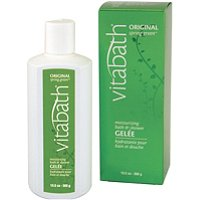 VitabathOriginal Spring Green Moisturizing Bath and Shower Gelee