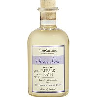 AromafloriaStress Less Foaming Bubble Bath