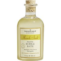 AromafloriaMuscle Soak Foaming Bubble Bath
