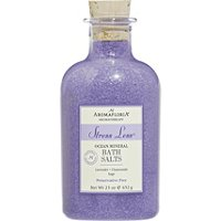 AromafloriaStress Less Ocean Mineral Bath Salts