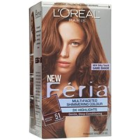 best home hair color product L'Oreal Paris Multi-Faceted Shimmering Colour